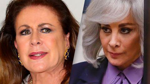 Laura Zapata y Susana Dosamantes