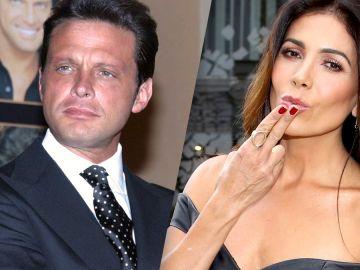 Luis Miguel y Patricia Manterola