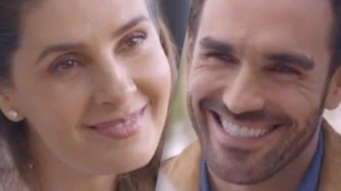 Mayrín Villanueva y Marcus Ornellas son los protagonistas de 'Si Nos Dejan'