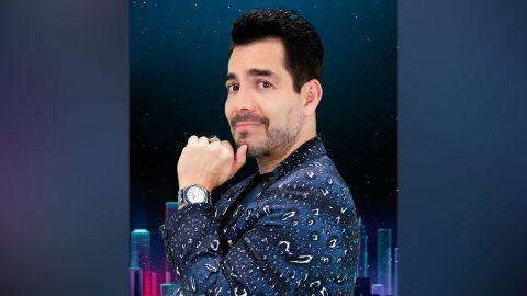 Omar Chaparro, presentador de 'Tu-Night'
