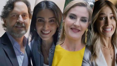 Guy Ecker, Bárbara de Regil, Chantal Andere y Carmen Aub forman parte del elenco de la comedia