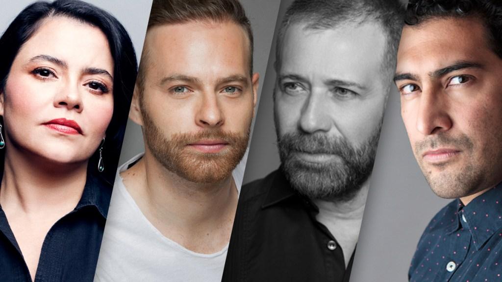 Edwarda Gurrola, Luis Ernesto Franco, Juan Manuel Bernal e Ianis Guerrero son parte del elenco de 'Señorita 89'