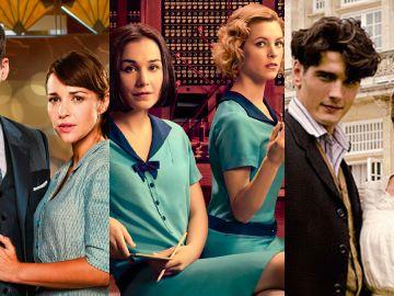 'Velvet', 'Las Chicas del Cable' y 'Gran Hotel'