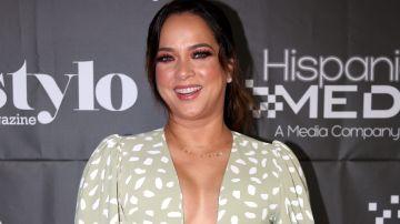 Adamari López salió a un restaurant de Miami junto a su hija   Mezcalent