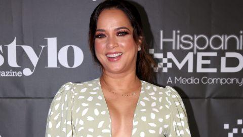 Adamari López salió a un restaurant de Miami junto a su hija | Mezcalent
