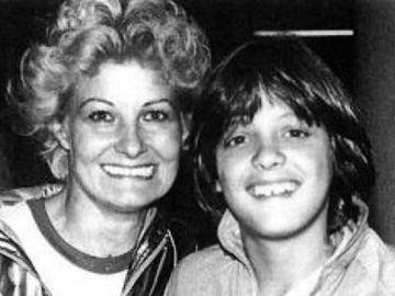 Marcela Basteri y Luis Miguel en 1983 | Mezcalent