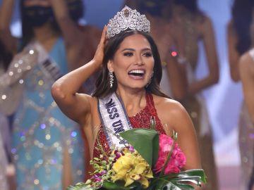 Andrea Meza gana Miss Universo 2021 | Rodrigo Varela/Getty Images