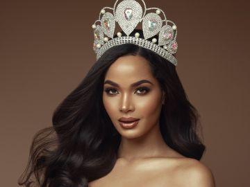 Kimberly Jiménez, Miss República Dominicana que busca la corona de Miss Universo 2021 | Cortesía Telemundo