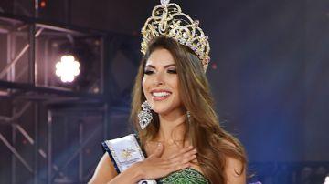 Miss Colombia, Laura Olascuaga | Cortesía