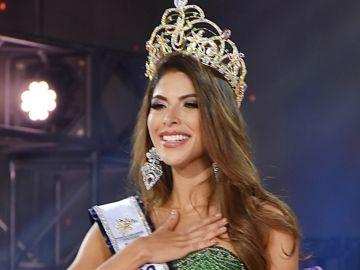 Miss Colombia, Laura Olascuaga   Cortesía
