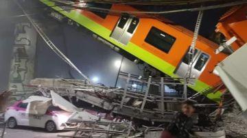 Metro-colapsado-de-la-Ciudad-de-Mexico-Mayo-2021   Cortesía