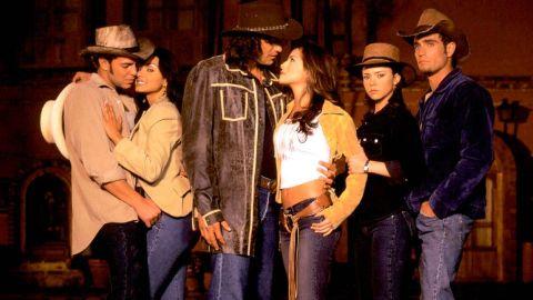 Pasión de Gavilanes fue una producción colombiana del 2003 | Telemundo