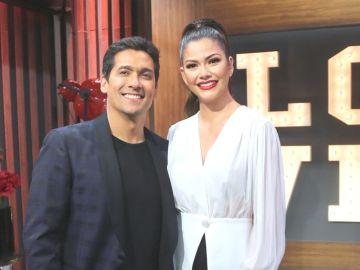 Ana Patricia Gámez y Rafael Araneda