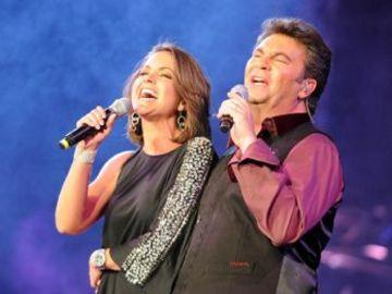 Lucero y Mijares en concierto | Mezcalent