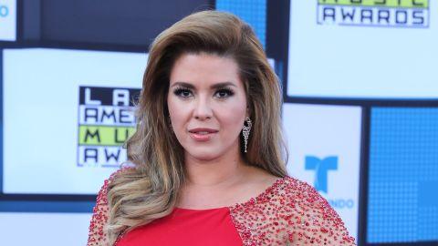 Alicia Machado también ha criticado a Gaby Espino en el reality show | Mezcalent