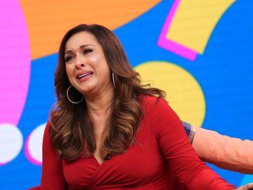 Neida Sandoval en Despierta América   Mezcalent