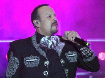 Pepe Aguilar en concierto   Mezcalent