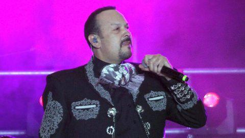 Pepe Aguilar en concierto | Mezcalent