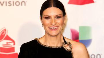 Laura Pausini anunció que trabajará en su primera película junto a Amazon Prime Italia   Mezcalent