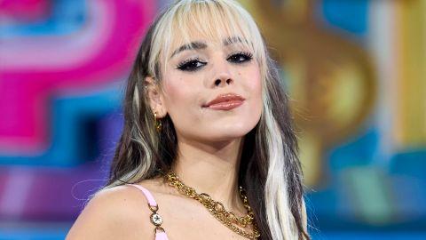 Danna Paola en Top Star | Carlos Alvarez/Getty Images |