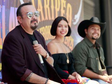 Familia Aguilar en Jaripeo Sin Fronteras | Emma McIntyre/Getty Images