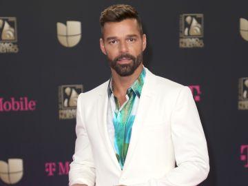 A Ricky Martin le diagnosticaron ansiedad los primeros meses de la pandemia | Mezcalent
