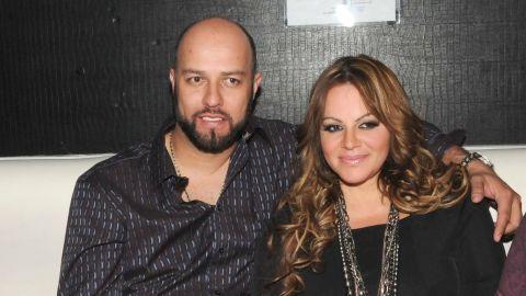 Esteban Loaiza junto a Jenni Rivera | Mezcalent