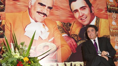 Los hijos de Vicente Fernández se encuentran preocupados   Mezcalent