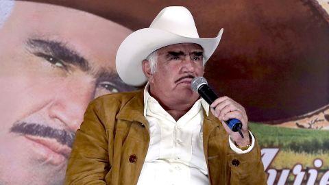 Vicente Fernández tiene 81 años | Mezcalent
