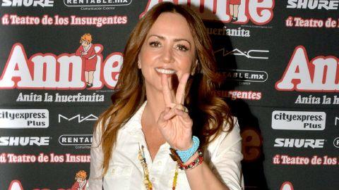 Andrea Legarreta es una de las conductoras más queridas en México | Mezcalent