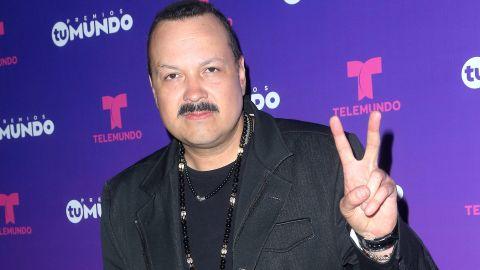 Pepe Aguilar en Premios Tu Mundo | Mezcalent