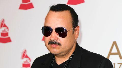 Pepe Aguilar en los Latin Grammy del 2017 | Mezcalent