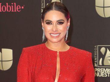 Galilea Montijo en Premios Lo Nuestro | Mezcalent