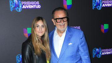Raúl de Molina junto a su hija, Mia de Molina | Mezcalent