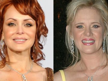 Gaby Spanic y Erika Buenfil | Getty Images - Mezcalent
