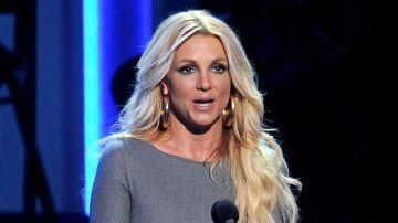 Britney Spears en los Grammy de 2012   Kevin Winter/Getty Images