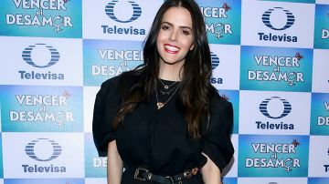 Claudia Álvarez será madre por segunda vez | Mezcalent
