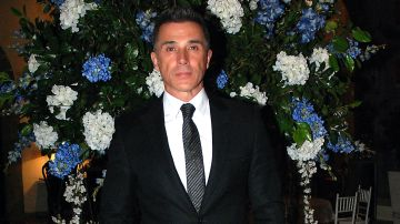 Sergio Mayer está hospitalizado   Mezcalent
