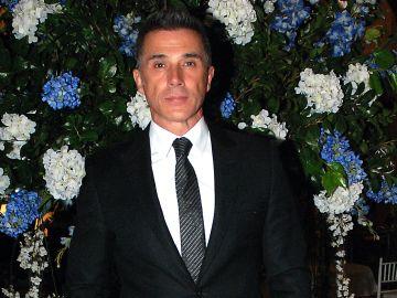 Sergio Mayer está hospitalizado | Mezcalent