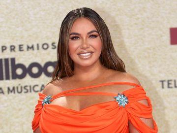 Chiquis en los Latin Billboard 2021   Mezcalent