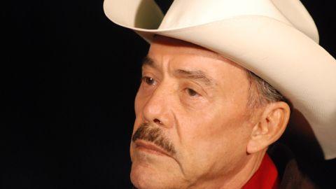 Don Pedro Rivera, padre de Jenni Rivera y Lupillo Rivera   Mezcalent