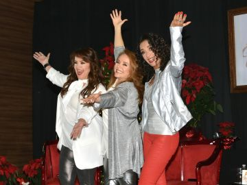 Pandora actuó en 'Un solo México, La Fiesta' | Mezcalent