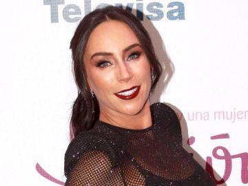 Inés Gomez Mont en los Premios TVyNovelas   Mezcalent