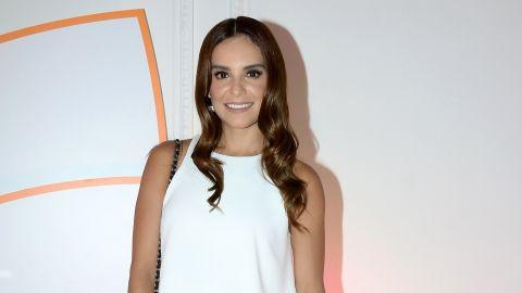 Tania Rincón dio la bienvenida a un nuevo integrante en su familia   Mezcalent