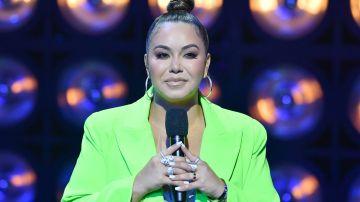 Chiquis en los Premios Juventud 2021 | Jason Koerner/Getty Images