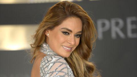 Galilea Montijo en Premios Lo Nuestro de 2016   Gustavo Caballero/Getty Images