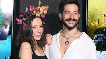 Evaluna y Camilo en la premiere de Koati   Mezcalent