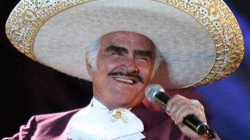 Vicente Fernández en concierto | Mezcalent