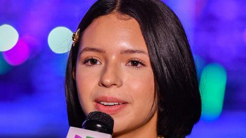 Ángela Aguilar en Premios Juventud | Jason Koerner/Getty Images